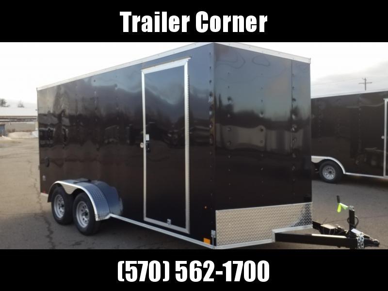 2021 Look Trailers STLC 7X16 - UTV HEIGHT - RAMP Enclosed Cargo Trailer