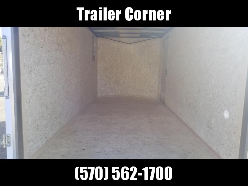 2021 Look Trailers STLC 7X16 EXTRA HEIGHT - RAMP Enclosed Cargo Trailer