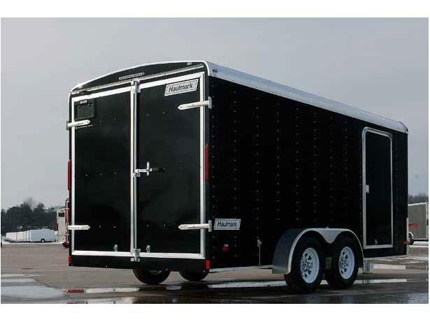 2014 Haulmark Trailers KD7X12WS2 Enclosed Cargo Trailer