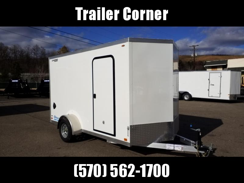 2021 Legend Trailers THUNDER 6X13 ALUMINUM Enclosed Cargo Trailer