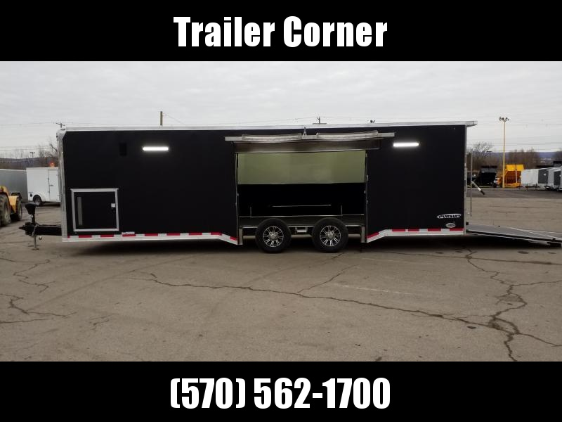 2021 Pace American PURSUIT 8.5X28 12K LOADED Car / Racing Trailer