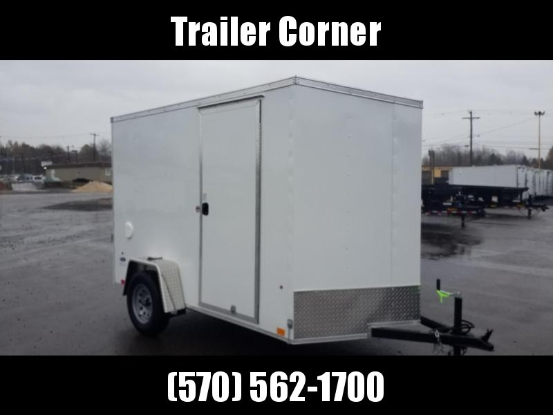 2022 Look Trailers STLC 6X10 - RAMP DOOR - EXTRA HEIGHT  Enclosed Cargo Trailer