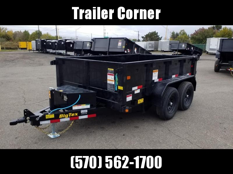 2021 Big Tex Trailers 90SR 6X10 - RAMPS Dump Trailer