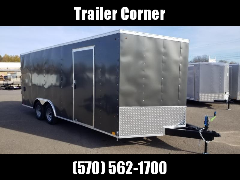 2021 Look Trailers ST 8.5X20 7K DLX Car / Racing Trailer