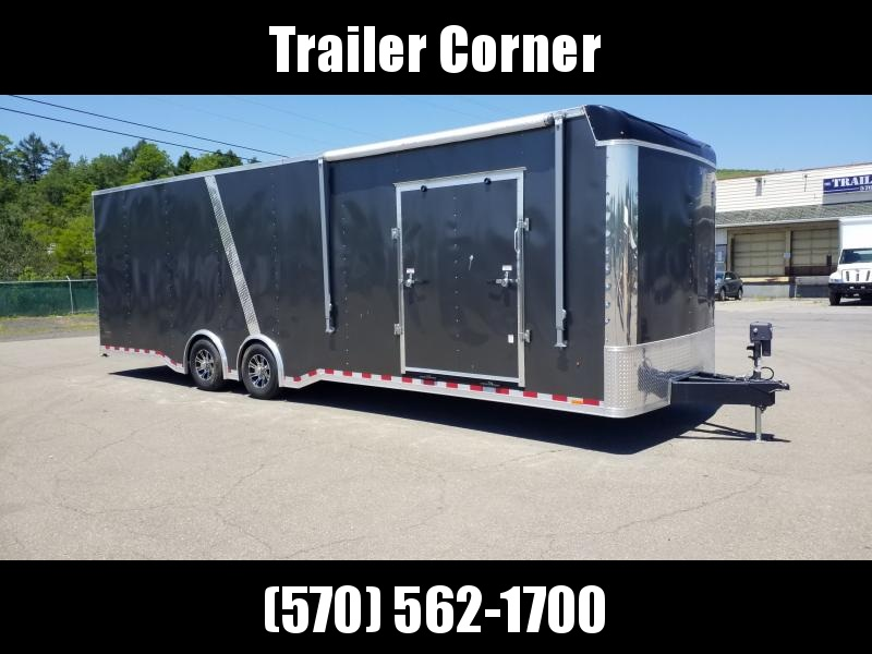 2020 Look Trailers LXT 8.5X30 12K USED Car / Racing Trailer