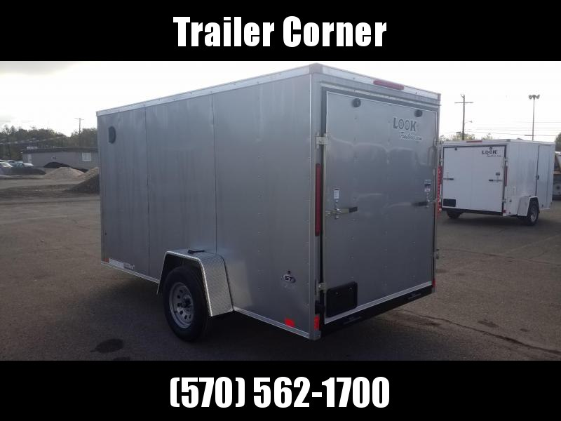 2021 Look Trailers STLC 6X12 RAMP DOOR Enclosed Cargo Trailer