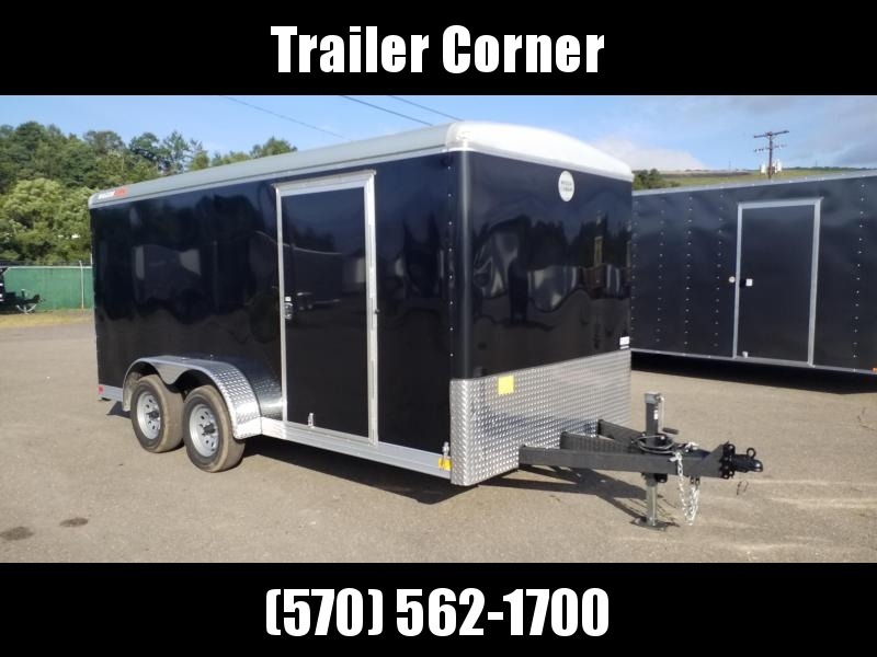 2020 Wells Cargo WHD 7X16 7K COMMERCIAL Enclosed Cargo Trailer