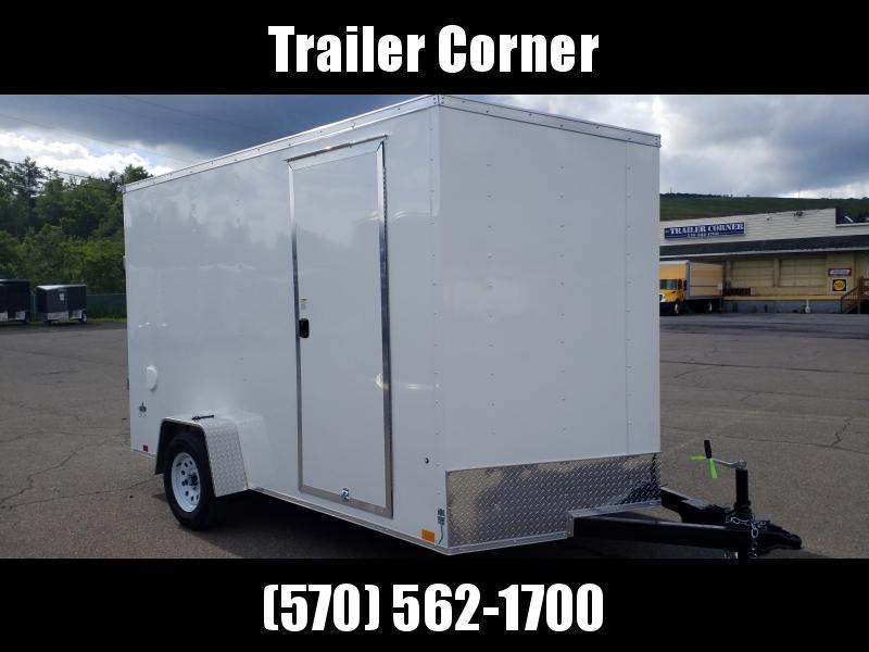 2022 Look Trailers STLC 7X12 - UTV HEIGHT - RAMP DOOR Enclosed Cargo Trailer
