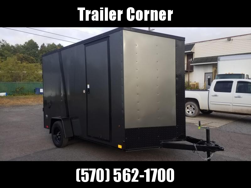 2021 Look Trailers STLC 7X12 UTV HEIGHT Enclosed Cargo Trailer