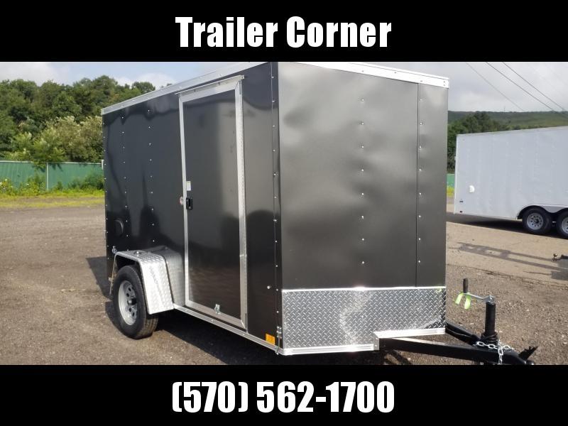 2022 Look Trailers STLC 6X10 - RAMP DOOR Car / Racing Trailer