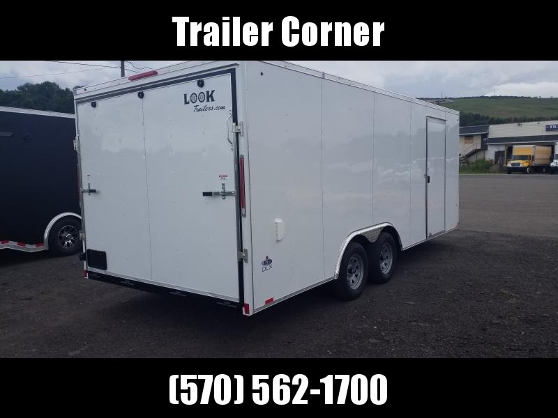 2021 Look Trailers ST 8.5X20 7K DLX Enclosed Cargo Trailer