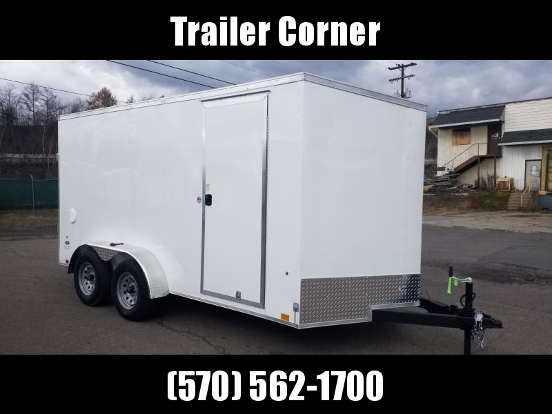 2021 Look Trailers STLC 7X14 - EXTRA HEIGHT - RAMP Enclosed Cargo Trailer