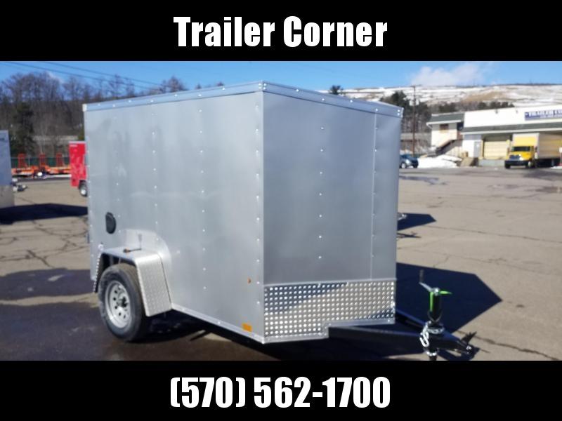 2021 Look Trailers STLC 5X8 - RAMP DOOR Enclosed Cargo Trailer