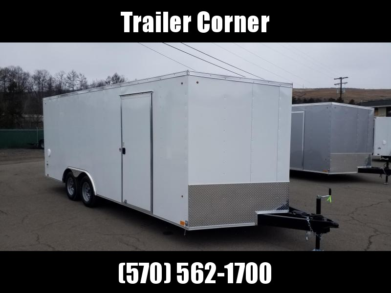 2022 Look Trailers ST 8.5X20 7K DLX Car / Racing Trailer