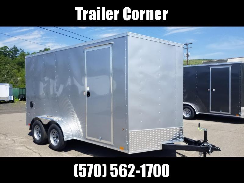2022 Look Trailers STLC 7X14 - UTV HEIGHT - RAMP DOOR Enclosed Cargo Trailer