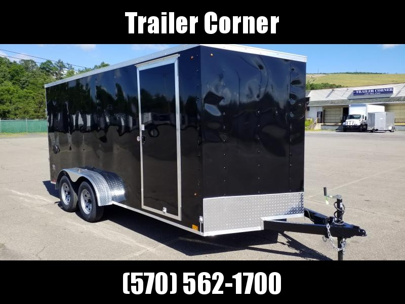 2021 Look Trailers STLC 7X16 EXTRA HEIGHT Enclosed Cargo Trailer