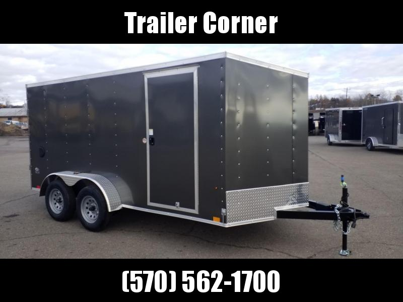 2022 Look Trailers STLC 7X14 - RAMP DOOR Enclosed Cargo Trailer