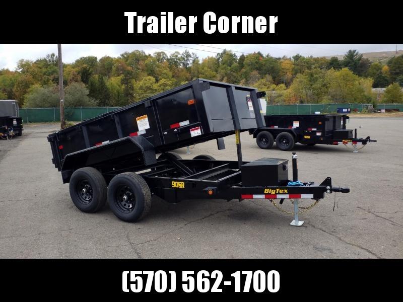 2021 Big Tex Trailers 90SR 6X10 - 10K Dump Trailer