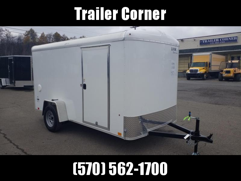2022 Look Trailers STRLC 6X12 - RAMP Enclosed Cargo Trailer