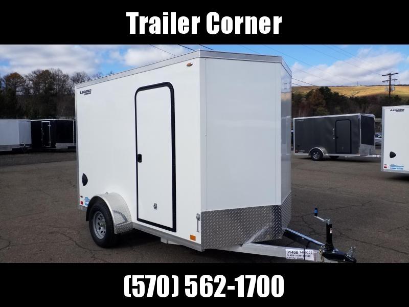 2021 Legend Trailers THUNDER 6X11 ALUMINUM Enclosed Cargo Trailer
