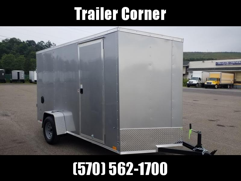 2022 Look Trailers STLC 6X12 - EXTRA HEIGHT Enclosed Cargo Trailer