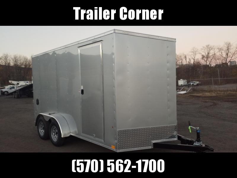 2021 Look Trailers STLC 7X14 - UTV HEIGHT - RAMP Enclosed Cargo Trailer