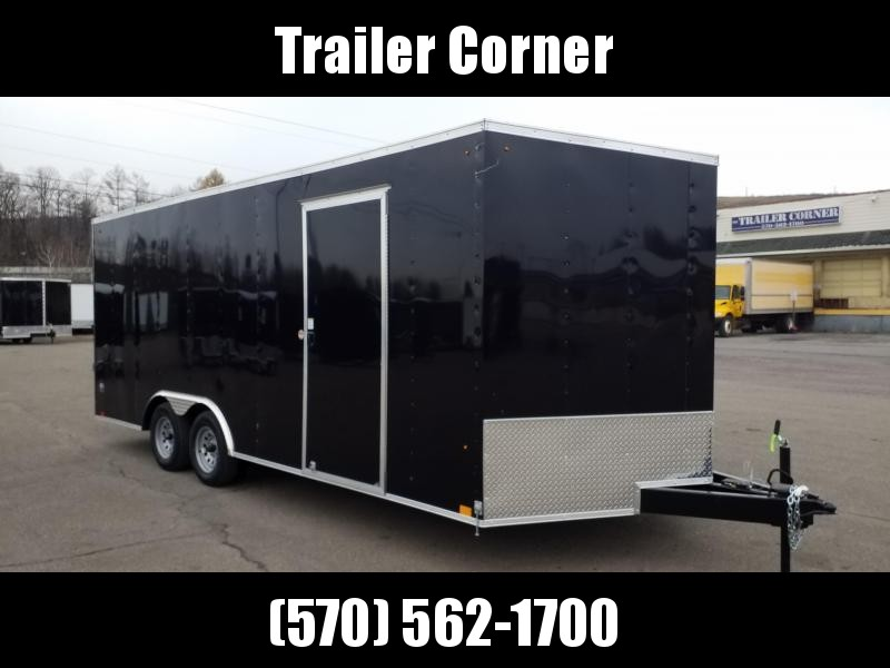 2022 Look Trailers ST 8.5X20 7K DLX - EXTRA HEIGHT Enclosed Cargo Trailer