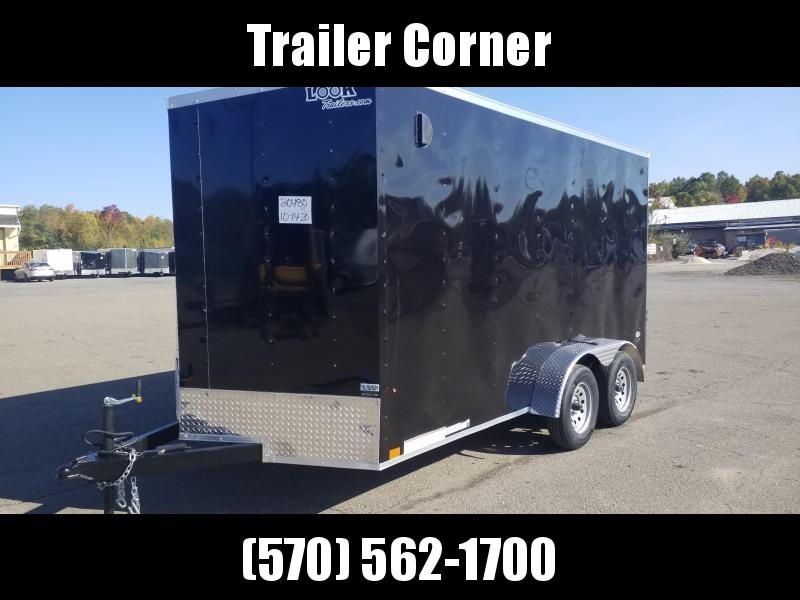 2021 Look Trailers STLC 7X14 UTV HEIGHT - RAMP Enclosed Cargo Trailer