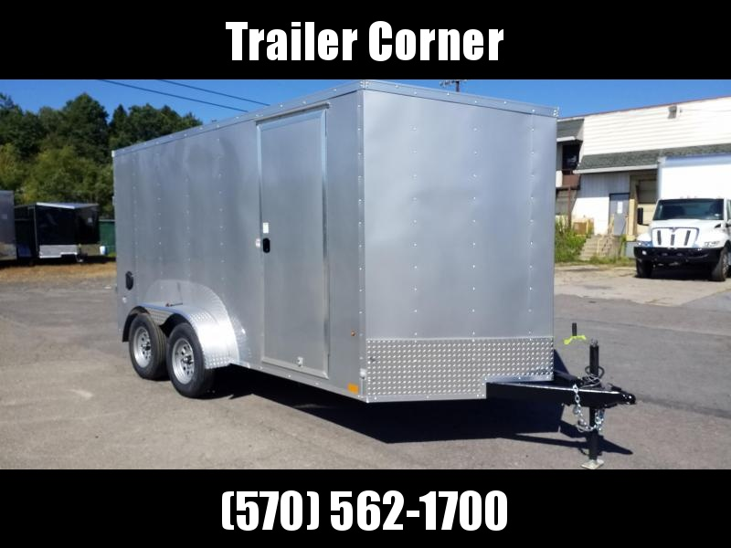 2021 Look Trailers STLC 7X14 EXTRA HEIGHT - RAMP Enclosed Cargo Trailer