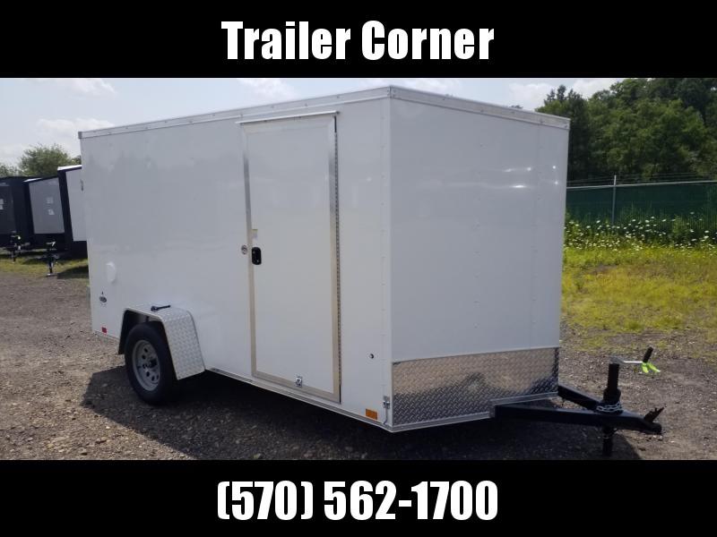 2022 Look Trailers STLC 6X12 - RAMP DOOR Enclosed Cargo Trailer
