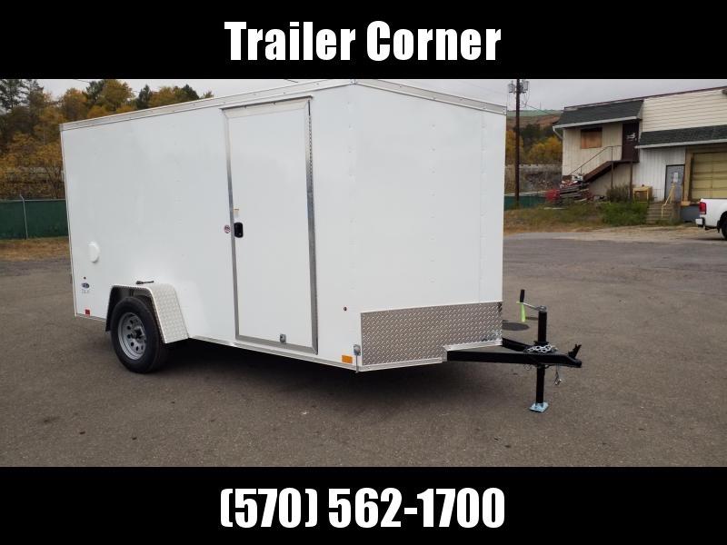 2021 Look Trailers STLC 6X12 RAMP DOOR Enclosed Cargo Trailer