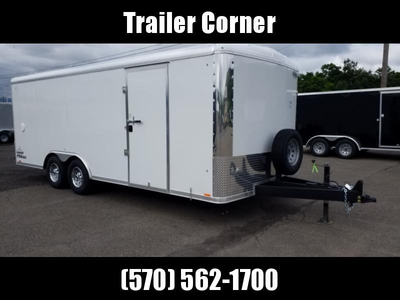 2021 Cargo Express CLS 8.5X20 10K LANDSCAPE Car / Racing Trailer