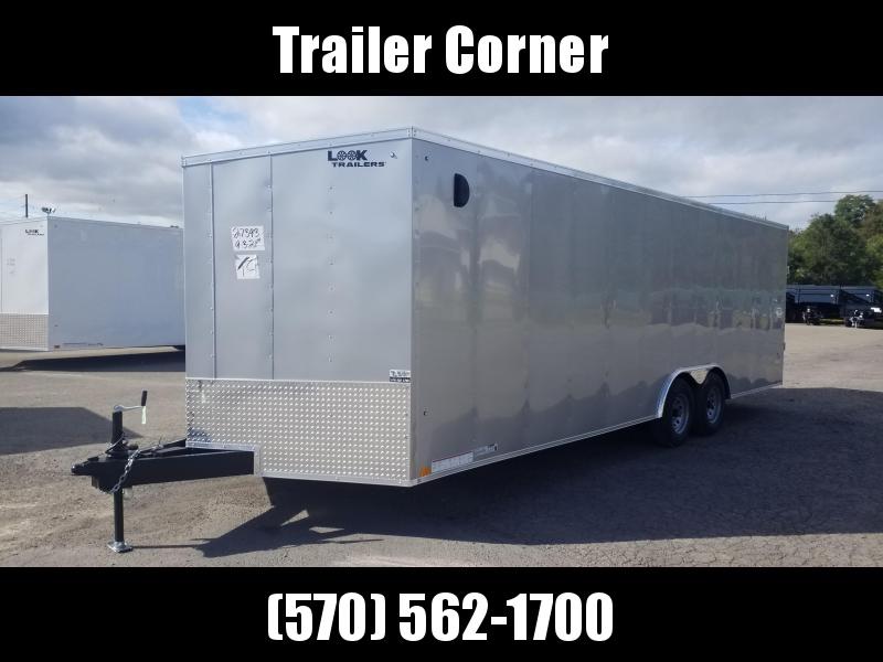 2022 Look Trailers ST 8.5X24 10K DLX Car / Racing Trailer