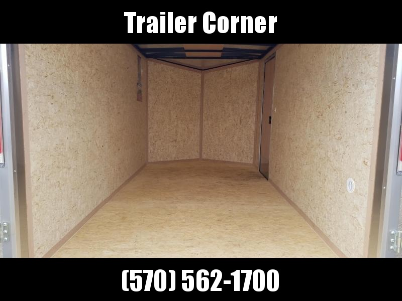 2022 Look Trailers STLC 7X14 - EXTRA HEIGHT - RAMP Enclosed Cargo Trailer
