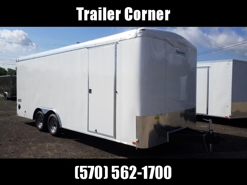 2020 Haulmark TST 8.5X20 7K UTV HEIGHT - BARNS Car / Racing Trailer