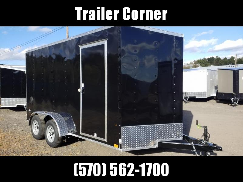 2021 Look Trailers STLC 7X14 UTV HEIGHT - RAMP Enclosed Cargo Trailer