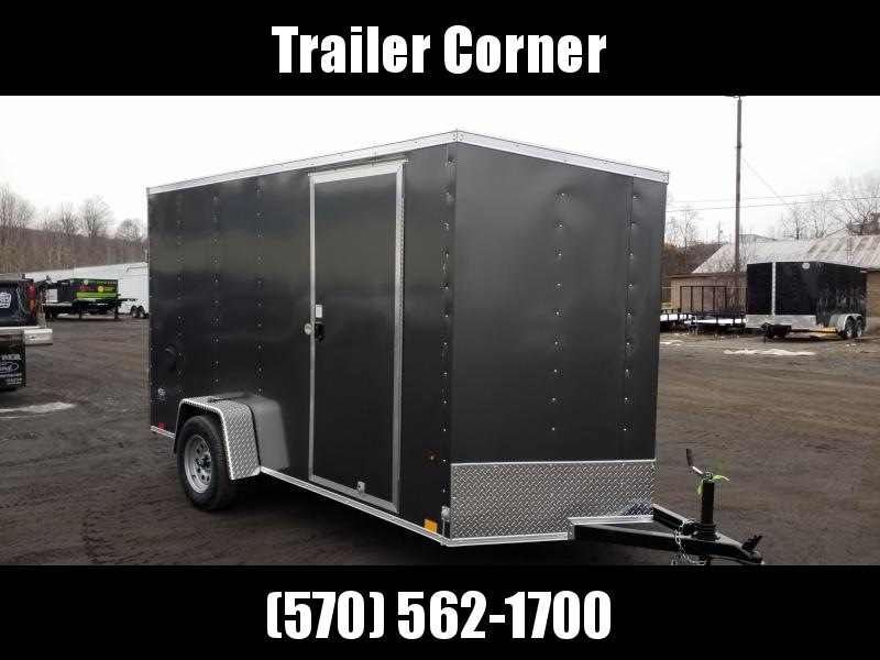 2022 Look Trailers STLC 6X12 - EXTRA HEIGHT - RAMP Enclosed Cargo Trailer