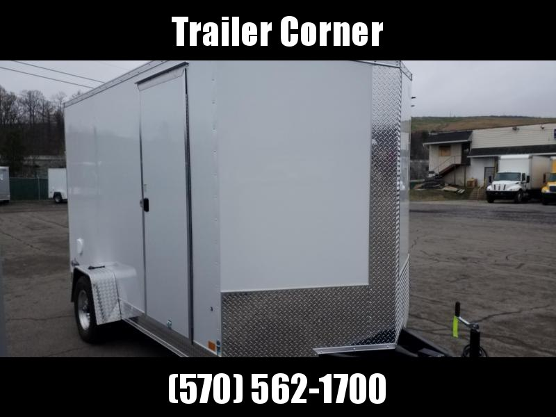 2022 Look Trailers EWLC 7X12 - UTV HEIGHT - RAMP DOOR Enclosed Cargo Trailer