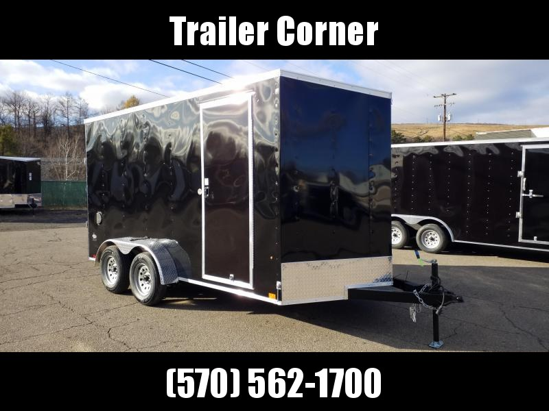 2021 Look Trailers STLC 7X14 - UTV HEIGHT - RAMP Enclosed Cargo Trailer