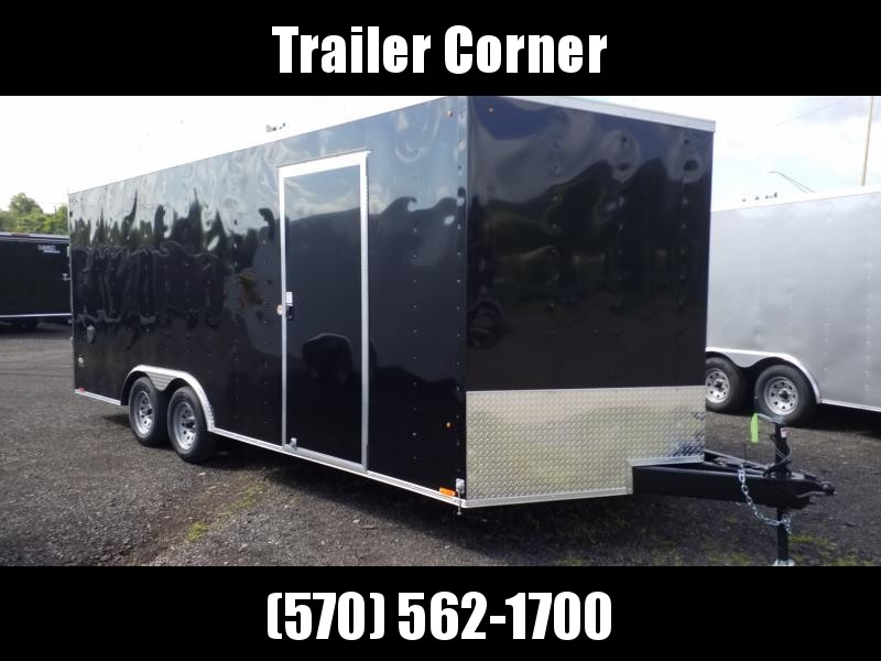 2021 Look Trailers ST 8.5X20 7K DLX EXTRA HEIGHT Car / Racing Trailer