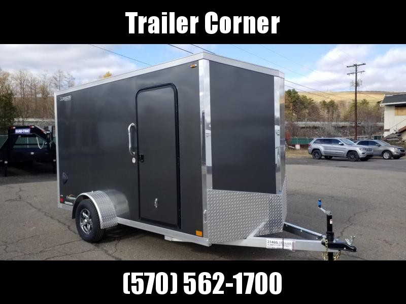 2021 Legend Trailers EXPLORER 6X13 ALUMINUM Enclosed Cargo Trailer
