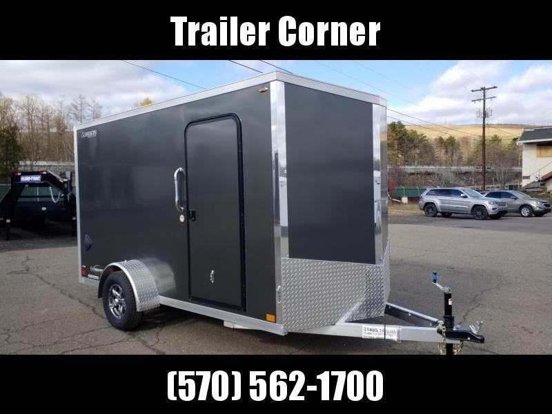 2021 Legend Trailers EXPLORER 6X13 ALUMINUM Enclosed Cargo Trailer