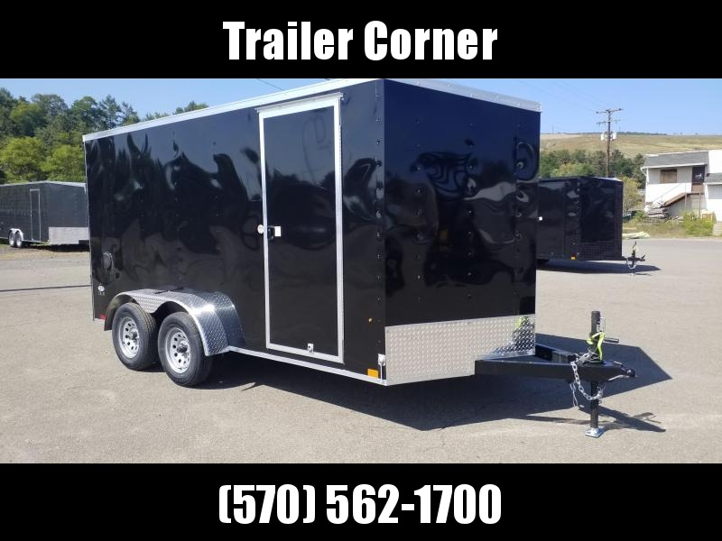 2021 Look Trailers STLC 7X14 EXTRA HEIGHT Enclosed Cargo Trailer