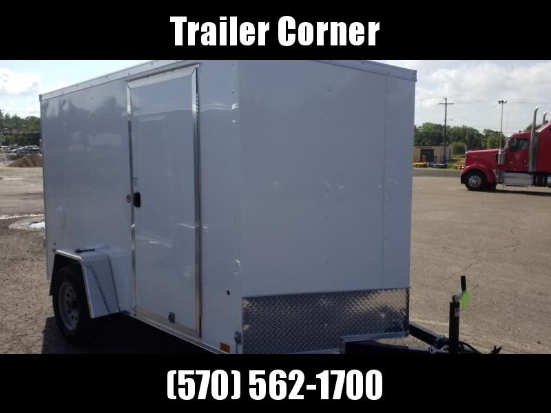 2021 Look Trailers STLC 6X10 RAMP DOOR Enclosed Cargo Trailer