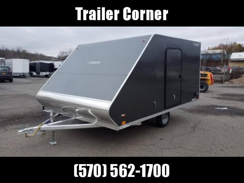 2021 Legend Trailers 8.5X13 ALUMINUM Snowmobile Trailer