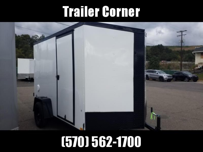 2022 Look Trailers STLC 6X10 - EXTRA HEIGHT - BARN DOORS Enclosed Cargo Trailer