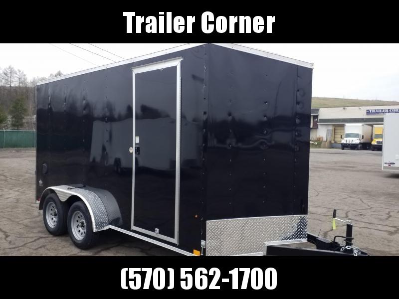 2022 Look Trailers STLC 7X14 - UTV HEIGHT - RAMP Enclosed Cargo Trailer