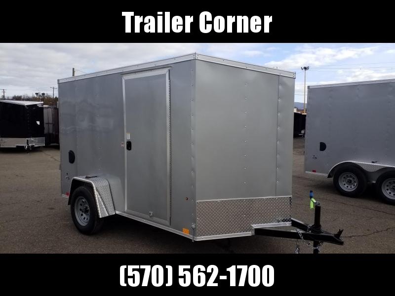 2021 Look Trailers STLC 6X10 - RAMP DOOR Enclosed Cargo Trailer