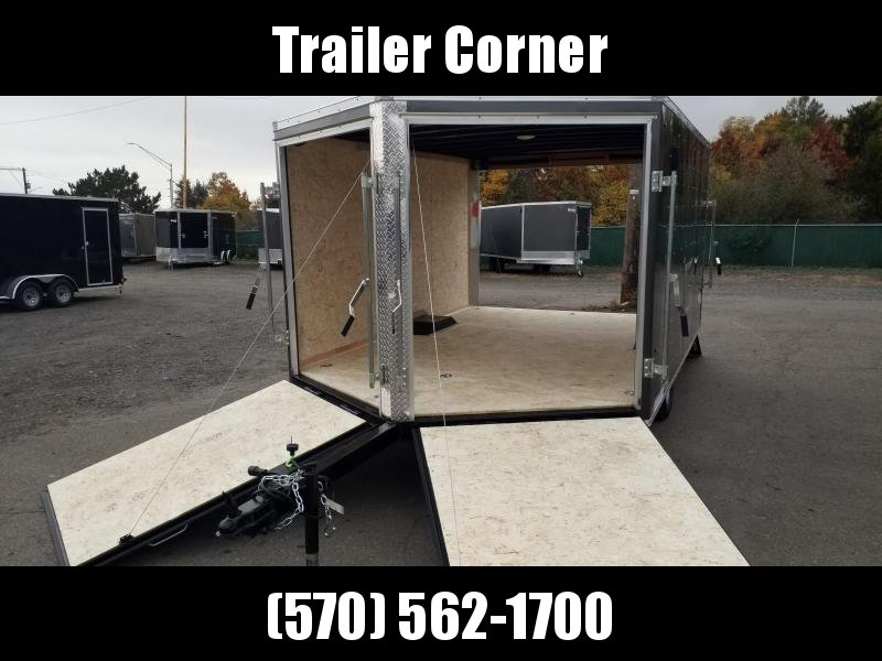 2022 Look Trailers EDFT 8.5X12 Snowmobile Trailer