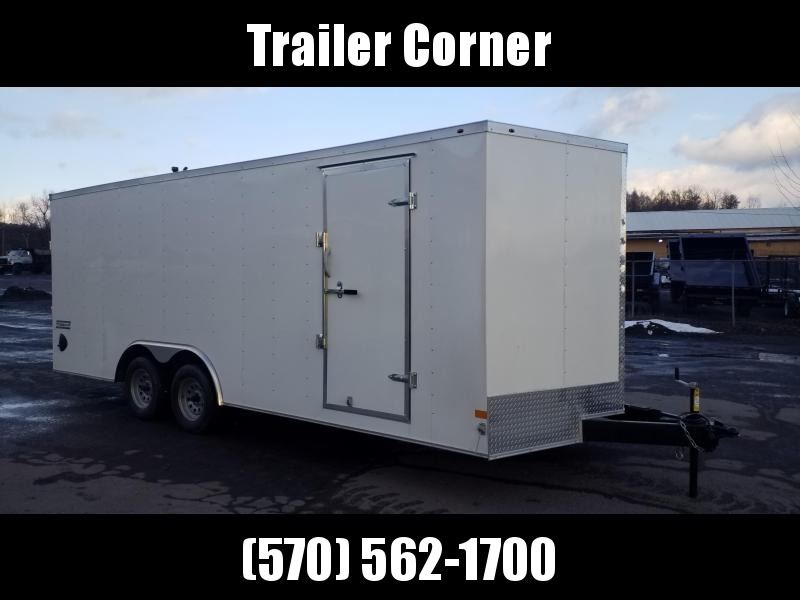 2021 Haulmark PPT 8.5X20 7K Car / Racing Trailer